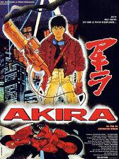 Affiche Pliée 120x160cm AKIRA (1988) Katsuhiro Ôtomo - Film D'animation Japonais