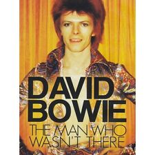 DVD DAVID BOWIE THE MAN WHO WASN'T THERE 823564533193