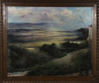 Simeon - 2002 Oil, The Old House on the Moor