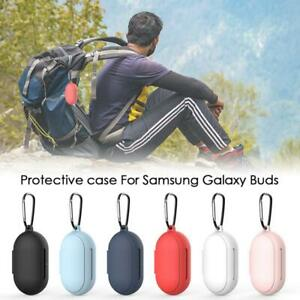 For Samsung Galaxy Buds Case / Galaxy Buds Plus with Keychain Cover T8I5