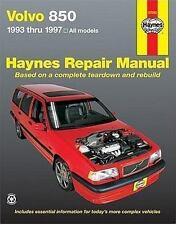 NEW - Volvo 850 Series 1993 thru 1997 (Haynes Manuals)