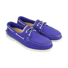 Leather Docksides Casual Shoes for Men