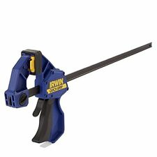 """IRWIN QUICK-GRIP One-Handed Bar Clamp/Spreader SL300, 24"""", 524QCN"""