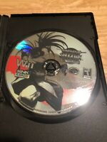 Nintendo Wii Samurai Shodown Anthology Disc Only Tested