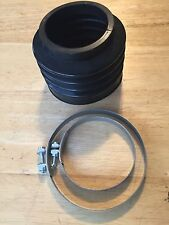 NEW VINTAGE BMW /2 DRIVESHAFT BOOT AND CLAMPS PKGE. R50 R60 R69S NEW