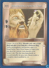 Middle-Earth CCG MECCG The Wizards Unlimited Dwarven Ring Of Durin's Tribe
