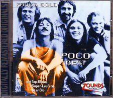ZOUNDS - POCO - Fool`s Gold - Best - rare audiophile CD 2000 dig. rem.