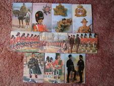 10 Postcards MILITARY PAINTINGS BY HARRY PAYNE. Mint condition.