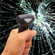 Car Emergency Escape Window Glass Break Hammer Saftey Seat Belt Cutter Holder