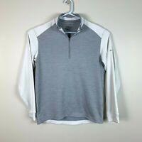 Nike Golf Dri-Fit Tour Performance Pullover Sweater Size Men's Medium