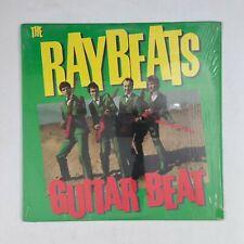 THE RAYBEATS Guitar Beat PVC8904 Sterling LP Vinyl VG++ Cover Shrink 1981