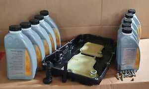 Teilesatz Ölwechsel Automatikgetriebe 725 Mercedes 9G Tronic 236.17 ÖL Filter