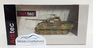 "Artitec 1/87: 387.190 Armored Car V "" Panther "" Version A - Ambush Camouflage"