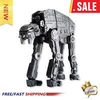 MOC-14910 UCS First Order Heavy Assault Walker AT-M6 Building Blocks Bricks Toys