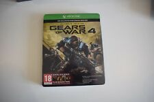 gear of war 4 ultimate edition steelbook 1 2 3 4 judgement neuf xbox one xboxone