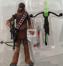"CHEWBACCA CW63 Hasbro Star Wars Clone Wars 2011 3.75"" INCH LOOSE ACTION FIGURE"