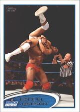 2012 Topps WWE #62 Ezekiel Jackson