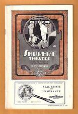 "Guy Robertson ""NINA ROSA"" Armida / Margaret Carlisle 1931 New Haven Playbill"