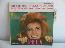 SHEILA L ecole est finie 432866 BE