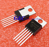 10PCS IC LM2596T-3.3 LM2596 NSC TO-220 Voltage Regulator 3A 3.3V NEW T61