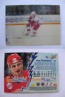 1996-97 Pinnacle McD McD26 Fedorov Sergei  holo  wings