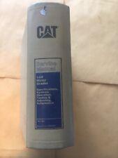 Caterpillar Cat 14h Motor Road Grader Service Repair Shop Manual Senr8560