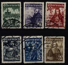 Gestempelte Briefmarken österreichische (1918-1944) mit BPP-Fotobefund