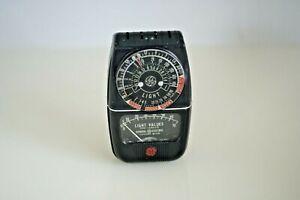 Exposure meter General Electric Model 8DW48Y6