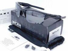 Oakley Half Jacket 2.0 XL Sunglasses Oo9154-01 Polished BLK / Black Iridium