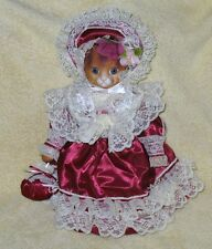 VINTAGE-BEAUTIFUL VICTORIAN CAT DOLL