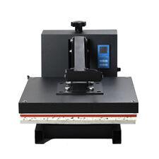 "Digital Transfer Sublimation T-Shirt Heat Press Machine T-Shirt 15""X15"" 38* 38cm"