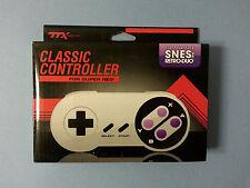 NEW TTX Classic Controller GamePad Super Nintendo SNES Retro Console  FREE SHIP