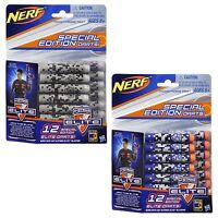 Nerf N-Strike Elite 2x Packs of 12 Darts Special Edition Refill (24 Darts)