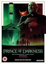 Prince Of Darkness DVD New Sealed Restoration