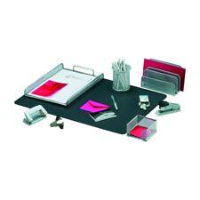 Schreibtischset 8tlg Streckmaterial Silberfb