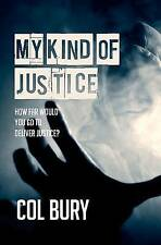 Very Good, My Kind of Justice: How Far Would You Go for Justice? (D.I. Jack Stri