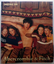 Abercrombie & Fitch Christmas 1998 Catalog