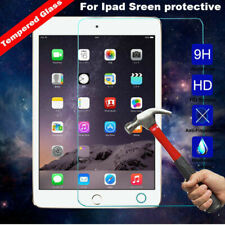 Premium Real Clear Tempered Glass Screen Protector for Apple iPad Air 1/Air 2