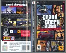 Sony - PSP - GTA Liberty City Stories