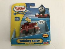 Thomas and Friends Take N Play Talking SALTY Brand New