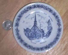 LE VIEUX QUEBEC~WOOD & SONS~ENGLISH IRONSTONE~OLD QUEBEC~MADE-N-ENGLAND PIN DISH
