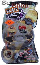 GX Skate Racers Gyro Trick Wheel Skateboard - Modell 06 (Orange)