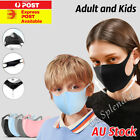Unisex Adults Kids Washable Face Mask Mouth Masks Protective Reusable SYD STOCK <br/> 🔥107 000+ SOLD🔥2x 3x 6x Pack🔥 SYD 🔥24Hr Dispatch🔥