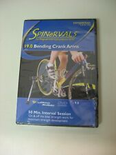 Cycling Indoor Dvd Spinervals 19.0 Bending Crank Arms New strengthens legs a lot
