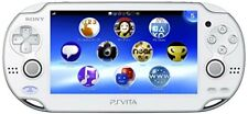 White Sony Playstation Vita Pch-1001
