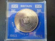 More details for 1993 £5 coin cased the 40th anniversary of the coronation brilliant uncirculated