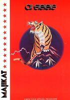 CAT STEVENS 1975 EARTH TOUR CONCERT PROGRAM BOOK / BOOKLET / EXCELLENT