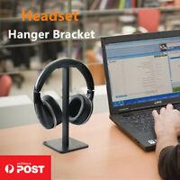 NEW BEE® Portable Earphone Headset Hanger Holder Headphone Desk Display Stand AU