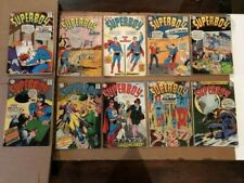 Lot of 10 Superboy Silver Age comic books; Offers welcome!