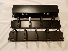Cable Managers Horizontal 2U Fox Datacom - Quantity 3, - 3 Different Managers